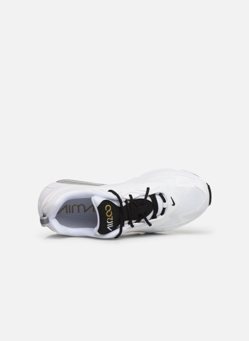Deportivas Nike Air Max 200 Blanco vista lateral izquierda