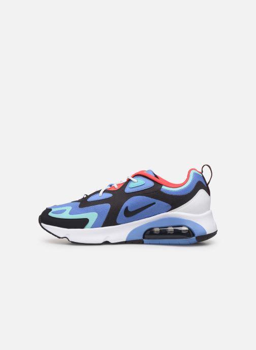 Deportivas Nike Air Max 200 Azul vista de frente