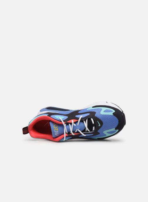 Deportivas Nike Air Max 200 Azul vista lateral izquierda