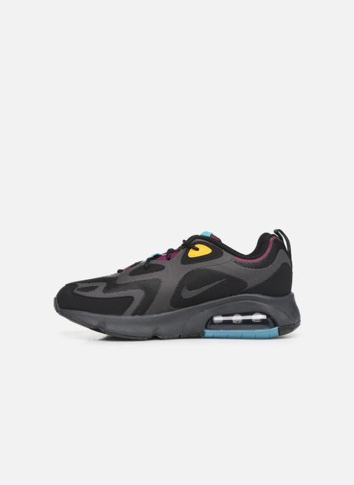 Baskets Nike Air Max 200 Noir vue face