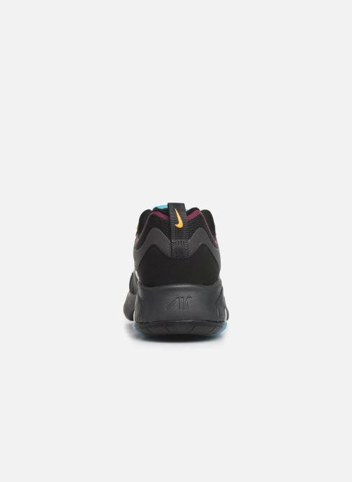 Sneakers Nike Air Max 200 Zwart rechts