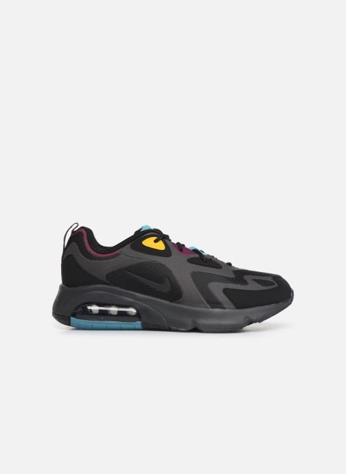 Sneakers Nike Air Max 200 Nero immagine posteriore