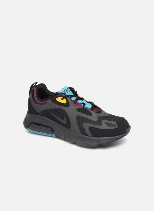 Sneakers Nike Air Max 200 Zwart detail