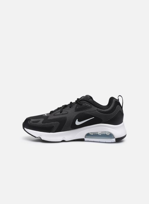 Baskets Nike Air Max 200 Noir vue face