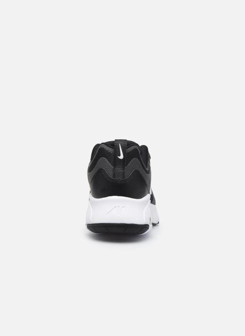 Baskets Nike Air Max 200 Noir vue droite