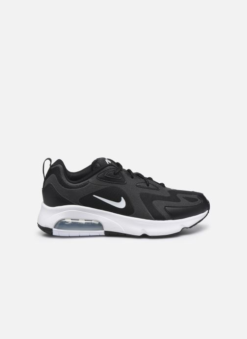 Sneakers Nike Air Max 200 Zwart achterkant