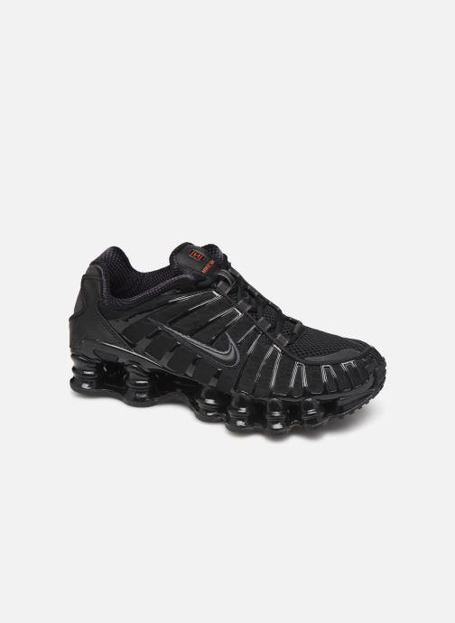 Sneaker Nike W Nike Shox Tl schwarz detaillierte ansicht/modell