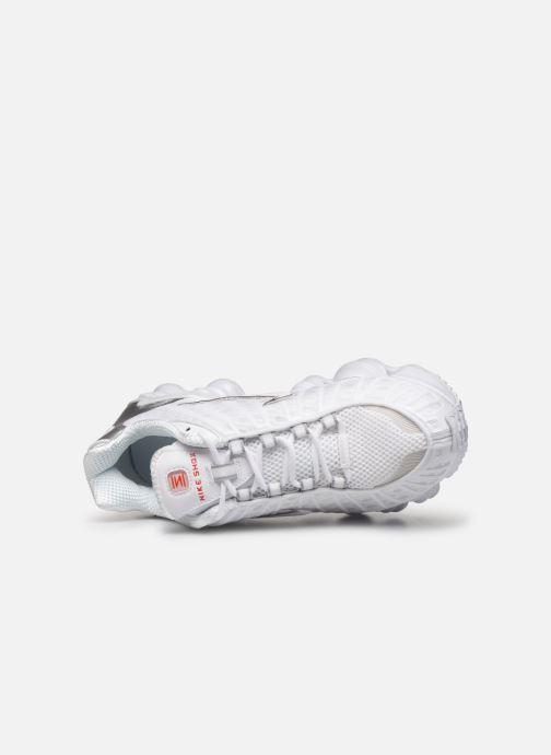 Baskets Nike W Nike Shox Tl Blanc vue gauche