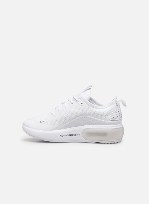 Sneaker Nike W Nike Air Max Dia Se weiß ansicht von vorne