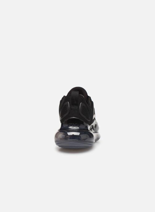 Sneaker Nike W Air Max 720 schwarz ansicht von rechts