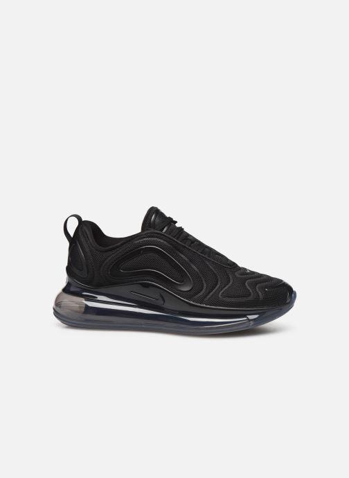 Sneaker Nike W Air Max 720 schwarz ansicht von hinten