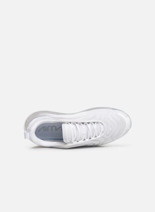 Sneaker Nike W Air Max 720 weiß ansicht von links
