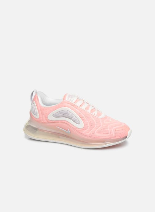Trainers Nike W Air Max 720 Orange detailed view/ Pair view