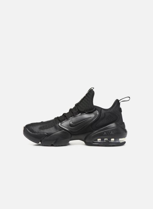 Chaussures de sport Nike Nike Air Max Alpha Savage Noir vue face