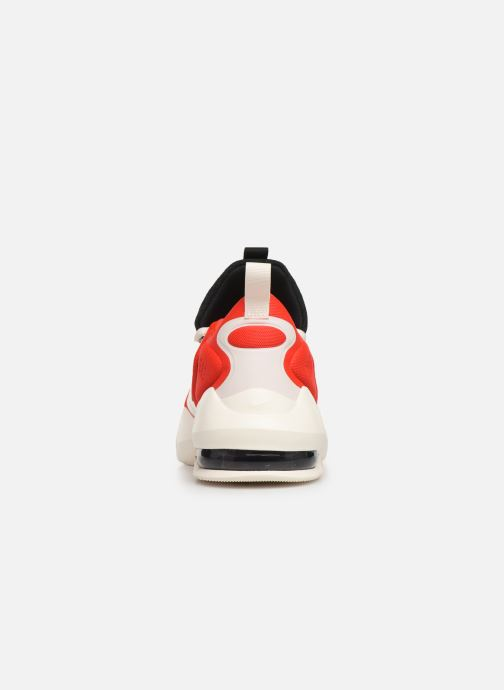 Chaussures de sport Nike Nike Air Max Alpha Savage Rouge vue droite
