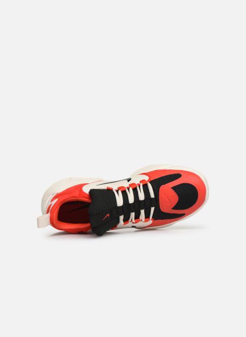Chaussures de sport Nike Nike Air Max Alpha Savage Rouge vue gauche