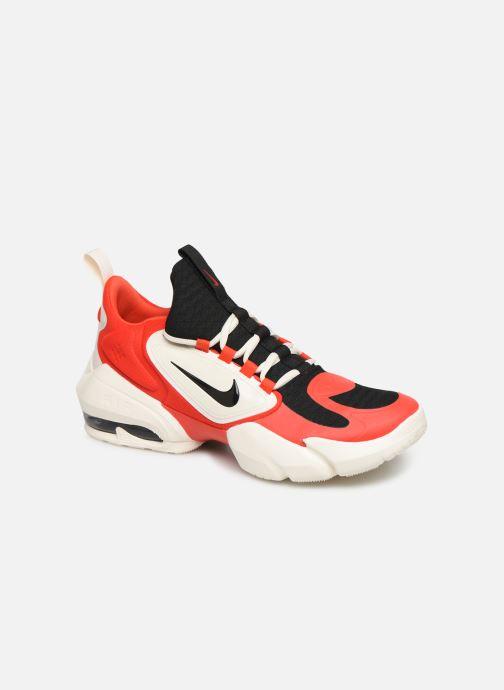 Chaussures de sport Nike Nike Air Max Alpha Savage Rouge vue détail/paire