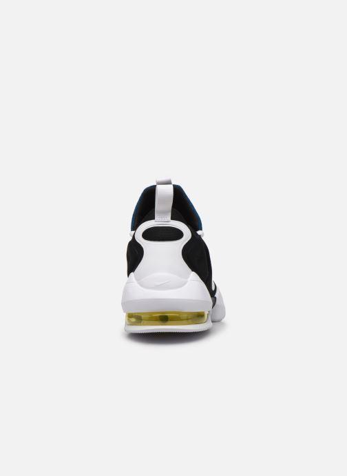 Chaussures de sport Nike Nike Air Max Alpha Savage Bleu vue droite