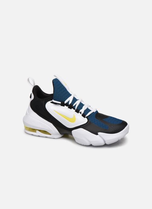 Chaussures de sport Nike Nike Air Max Alpha Savage Bleu vue détail/paire