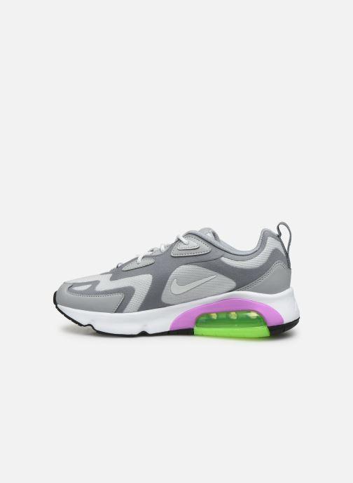 Nike Air Max 200 Sneakers Pure PlatinumWhiteCool Grey