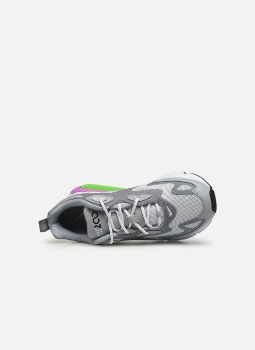 Baskets Nike W Air Max 200 Gris vue gauche