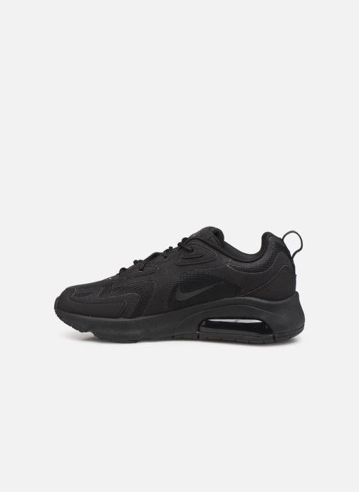 Sneakers Nike W Air Max 200 Sort se forfra