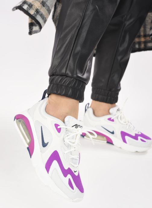 Sneakers Nike W Air Max 200 Bianco immagine dal basso