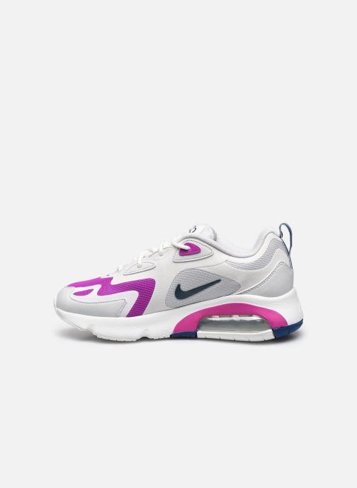 Sneakers Nike W Air Max 200 Wit voorkant