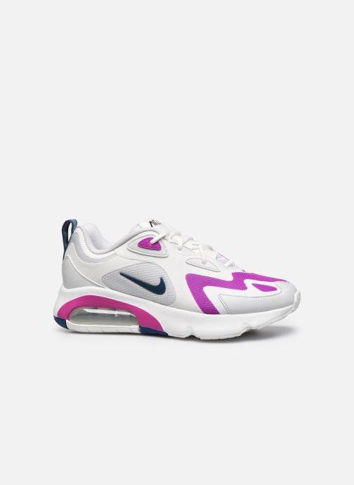 Sneakers Nike W Air Max 200 Wit achterkant