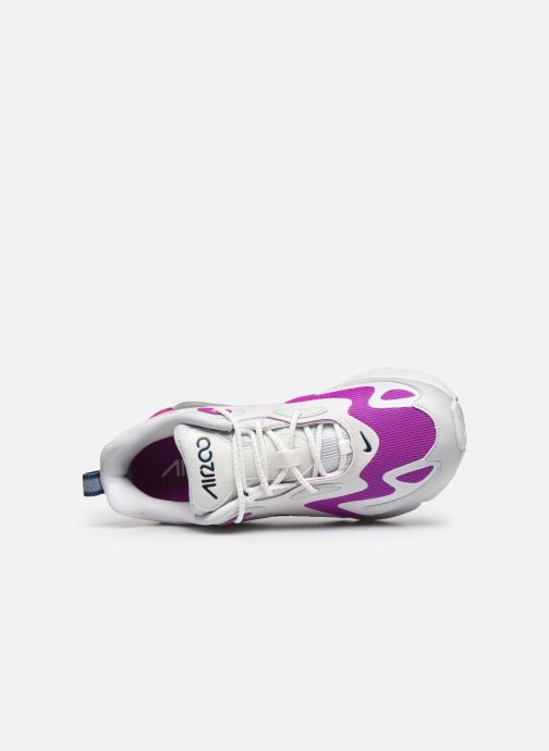 Sneakers Nike W Air Max 200 Bianco immagine sinistra