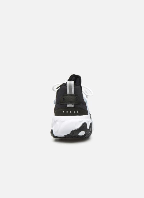 Sneakers Nike Nike React Presto Zwart rechts