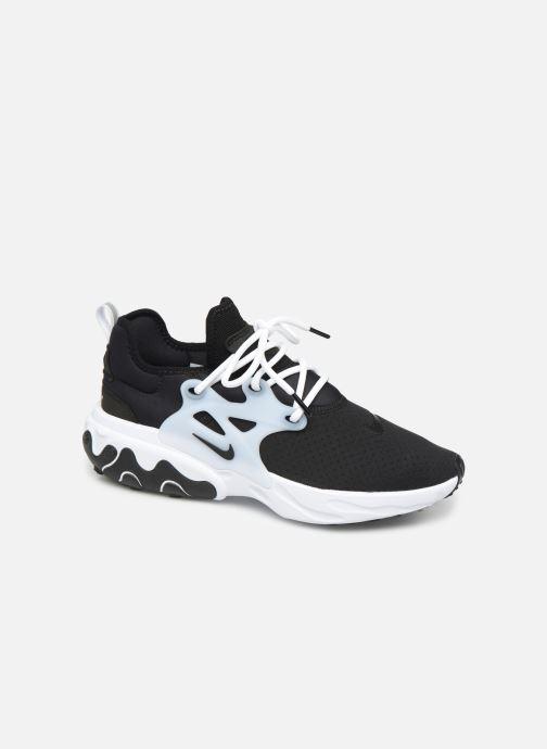Sneakers Nike Nike React Presto Sort detaljeret billede af skoene