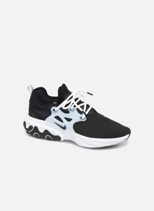 Sneakers Nike Nike React Presto Zwart detail