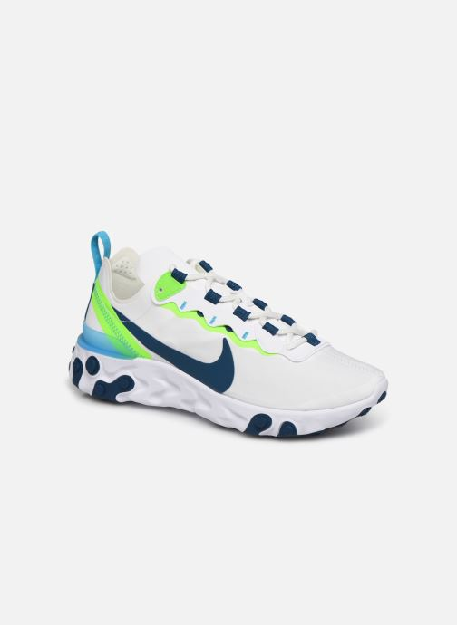 Sneaker Nike W Nike React Element 55 weiß detaillierte ansicht/modell