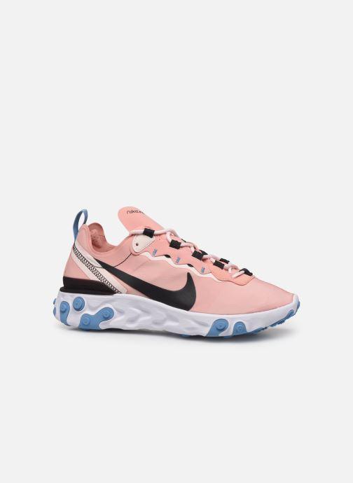 Sneakers Nike W Nike React Element 55 Pink se bagfra