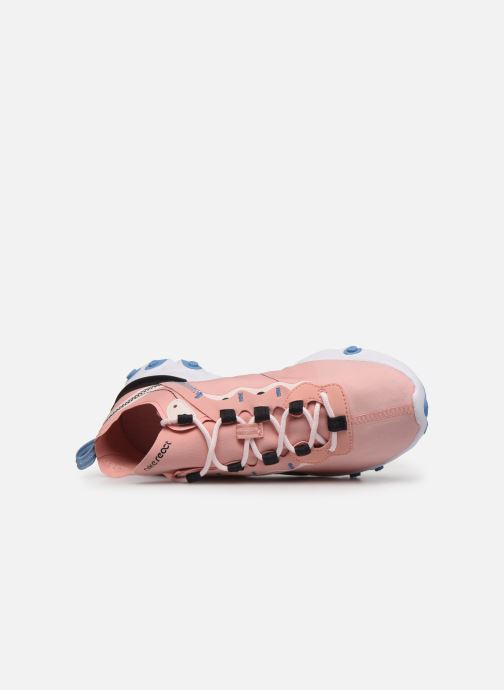 Sneakers Nike W Nike React Element 55 Pink se fra venstre