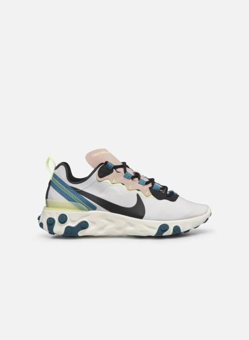 Baskets Nike W Nike React Element 55 Rose vue derrière