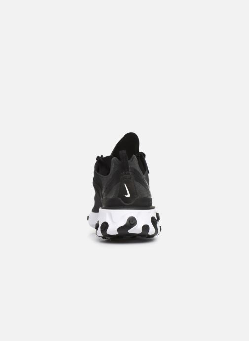 Baskets Nike Nike React Element 55 Noir vue droite