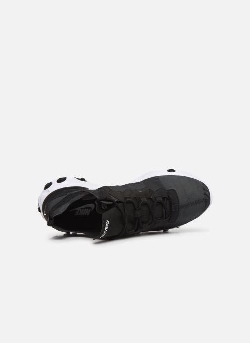 Baskets Nike Nike React Element 55 Noir vue gauche