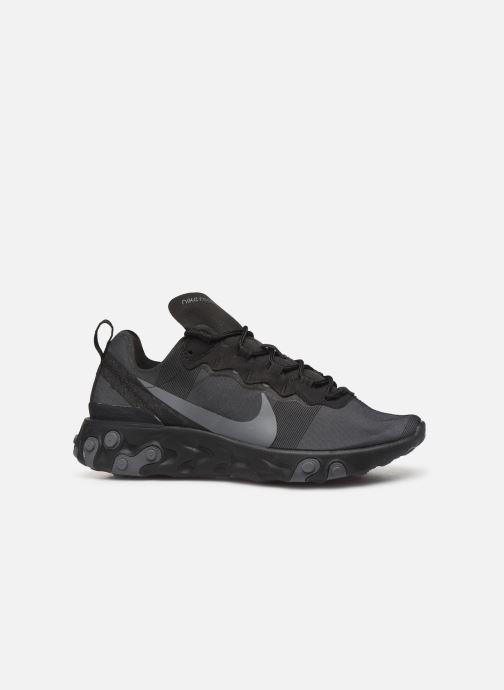 Sneakers Nike Nike React Element 55 Nero immagine posteriore
