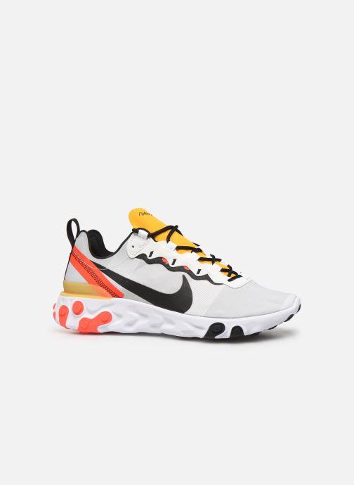 Sneaker Nike Nike React Element 55 weiß ansicht von hinten