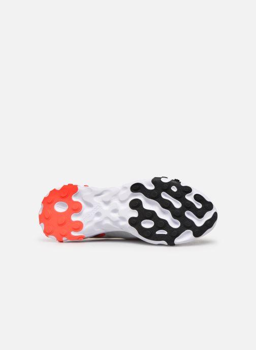 Sneaker Nike Nike React Element 55 weiß ansicht von oben
