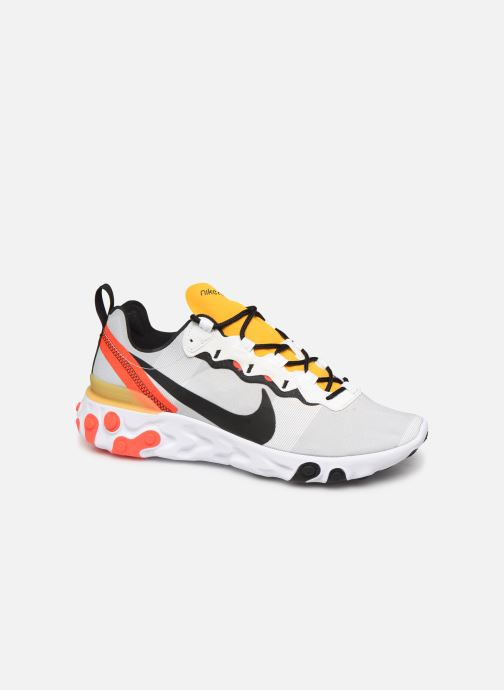 Trainers Nike Nike React Element 55 White detailed view/ Pair view