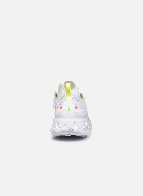 Baskets Nike Nike React Element 55 Blanc vue droite