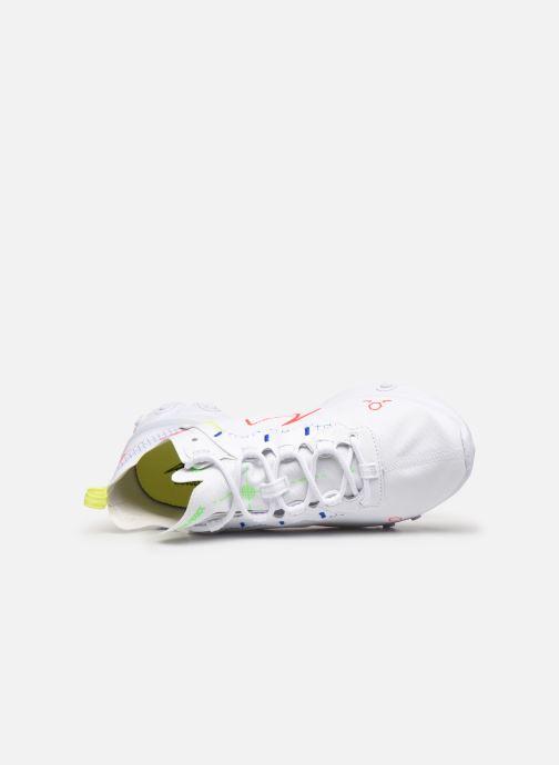 Baskets Nike Nike React Element 55 Blanc vue gauche