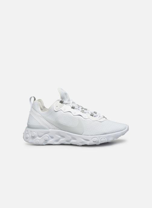Baskets Nike Nike React Element 55 Se Su19 Blanc vue derrière
