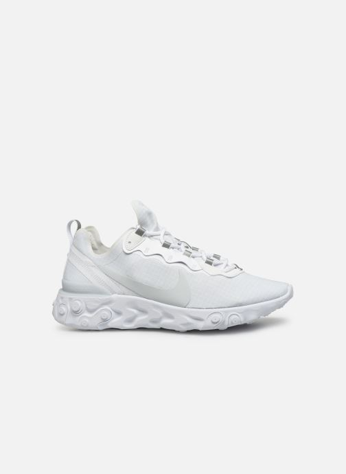 Baskets Nike Nike React Element 55 Se Su19 Blanc vue derrière