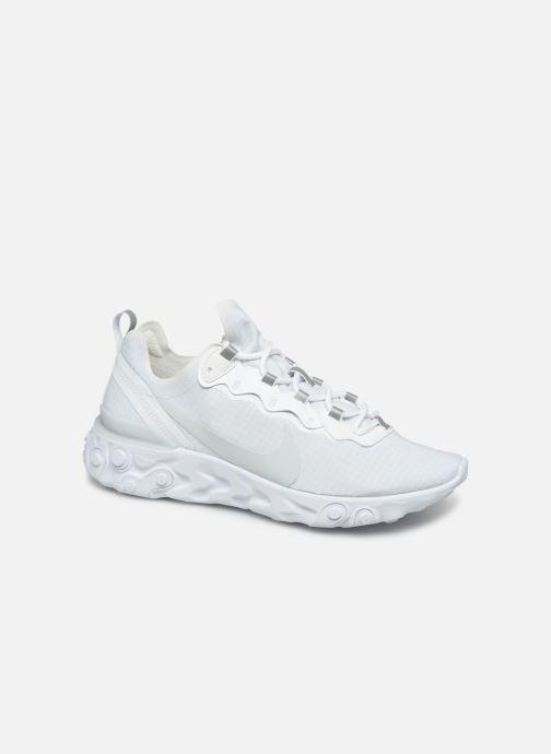 Baskets Nike Nike React Element 55 Se Su19 Blanc vue détail/paire