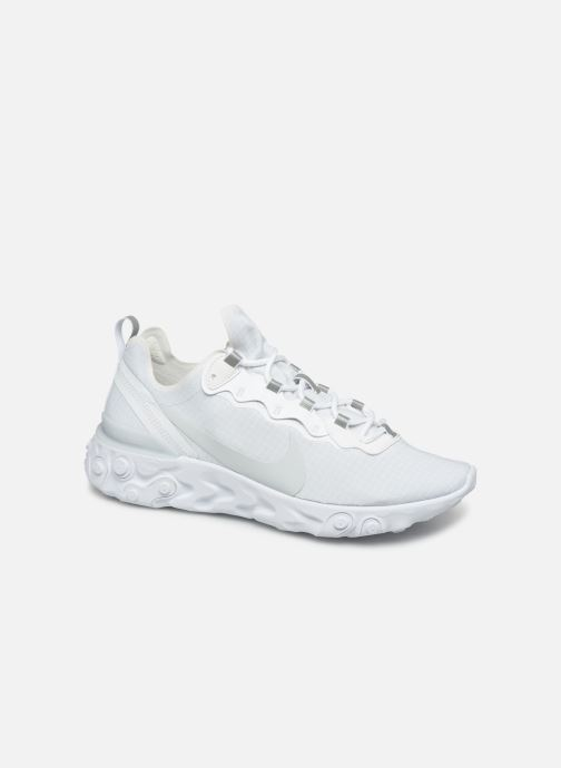 Baskets Nike Nike React Element 55 Se Su19 Blanc vue détail/paire