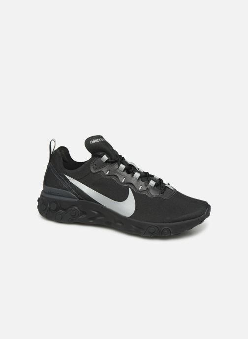 Baskets Nike Nike React Element 55 Se Noir vue détail/paire